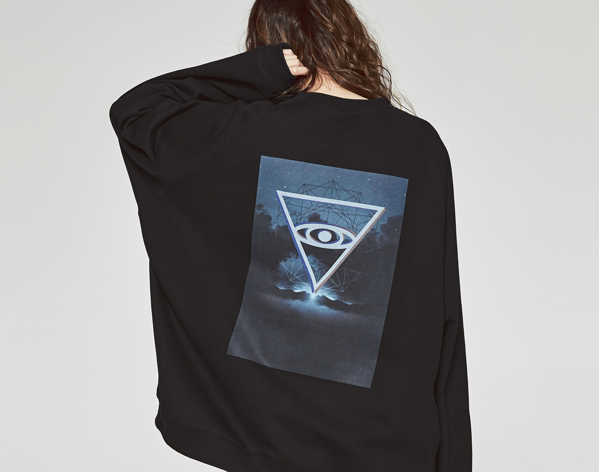 보놉 eyes wide sweatshirts