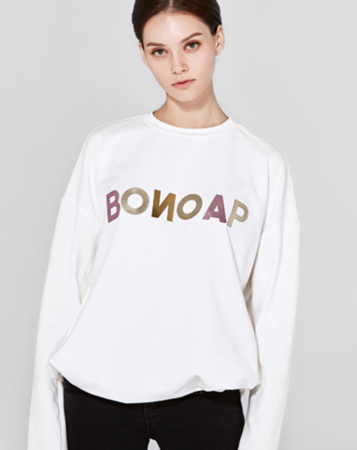 보놉 bonoap patch long T-shirt