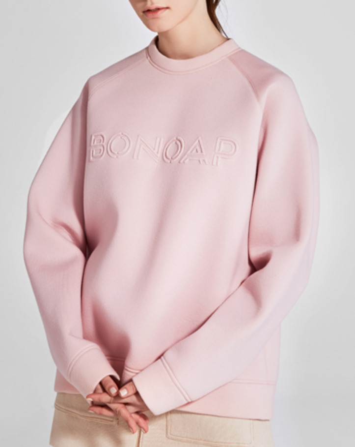 embo neoprene sweatshirt
