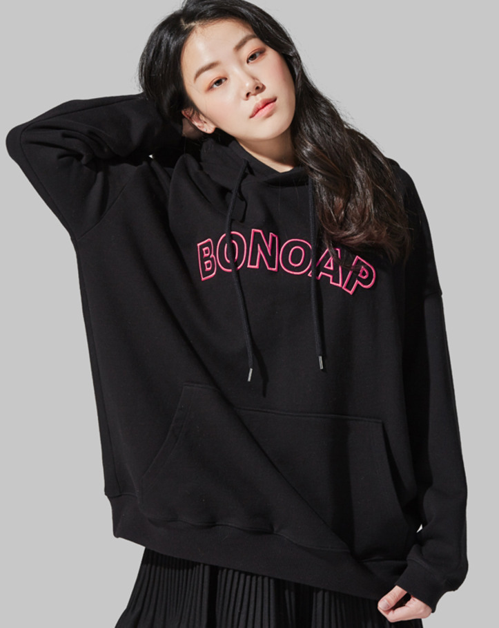 보놉 pink point casual hood