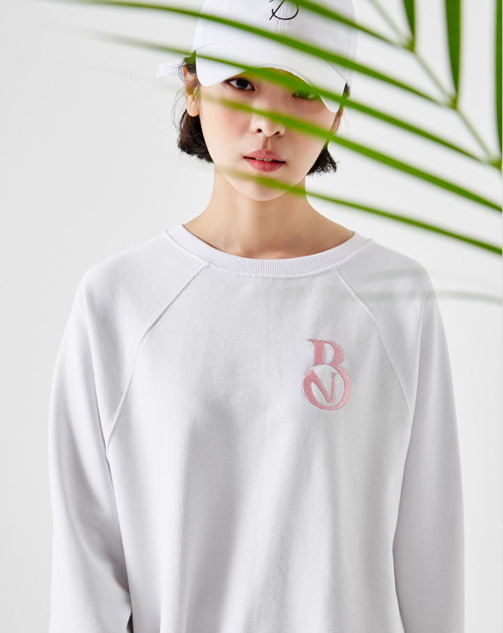 보놉 flamingo wide sweatshirts(배송지연)